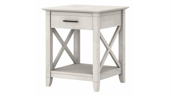 End Tables Bush Furniture End Table with Storage
