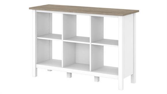 Storage Cubes & Cubbies Bush Furniture 6 Cube Bookcase