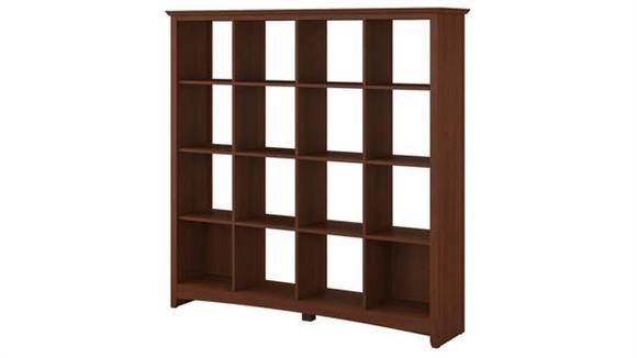 Bookcases Bush Furniture 16 Cube Bookcase