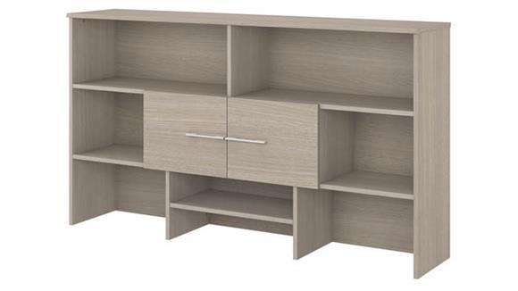 """Hutches Bush Furniture 72""""W Desk Hutch"""