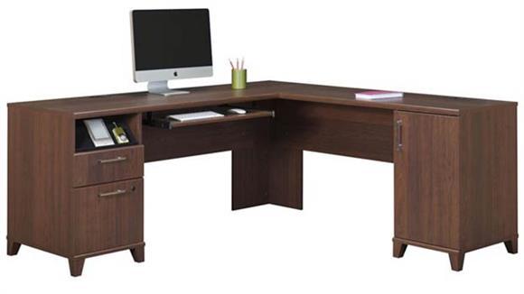 L Shaped Desks Bush Furniture L Shaped Desk