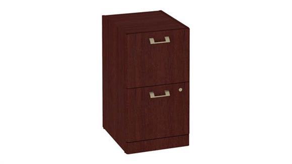 File Cabinets Vertical Bush Furniture 2 Drawer Pedestal
