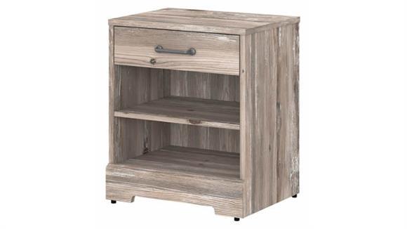 Bedroom Sets Bush Furniture End Table with Storage