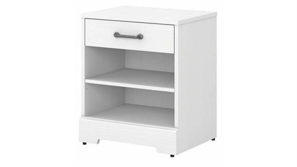 Bedroom Sets Bush Furniture Nightstand with Drawer
