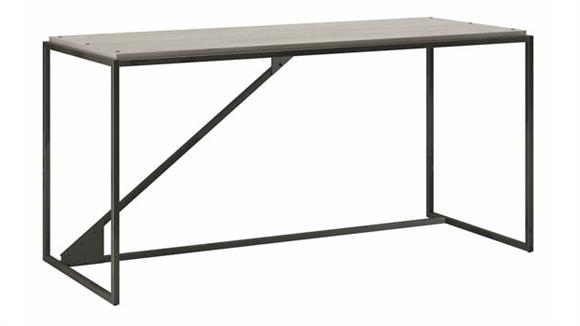 "Computer Desks Bush Furniture 62""W Industrial Desk"