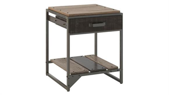 End Tables Bush Furniture End Table with Drawer