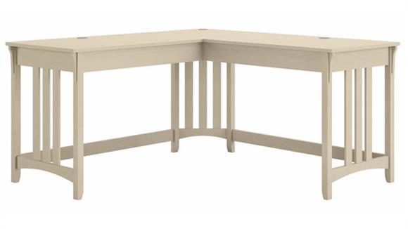 "L Shaped Desks Bush Furniture 60"" W L-Shaped Writing Desk"