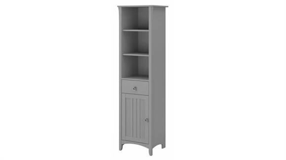 Storage Cabinets Bush Furniture Tall Bathroom Storage Cabinet