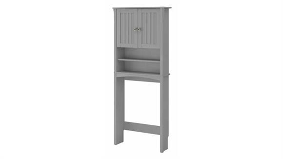 Storage Cabinets Bush Furniture Over The Toilet Storage Cabinet