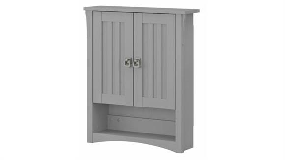 Storage Cabinets Bush Furniture Bathroom Wall Cabinet with Doors