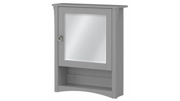 Storage Cabinets Bush Furniture Bathroom Medicine Cabinet with Mirror