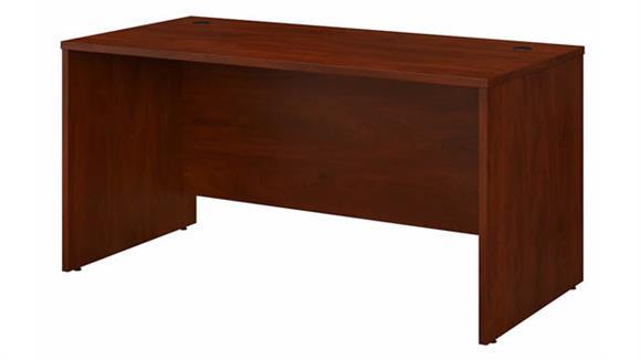"""Computer Desks Bush Furniture 60"""" W x 30"""" D Office Desk"""