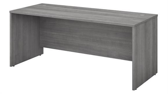 """Computer Desks Bush Furniture 72""""W x 30""""D Office Desk"""