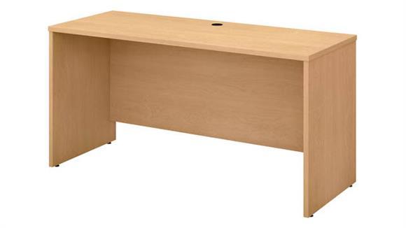 "Office Credenzas Bush Furniture 60""W x 24""D Credenza Desk"