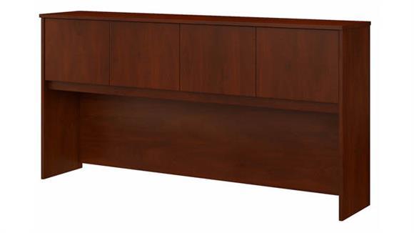 """Hutches Bush Furniture 72"""" W Hutch"""