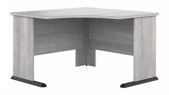 "Corner Desks Bush Furniture 48"" W Corner Computer Desk"