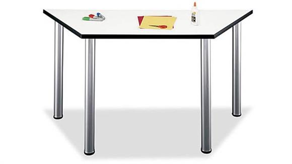Conference Tables Bush Furniture Trapezoid Conference Table