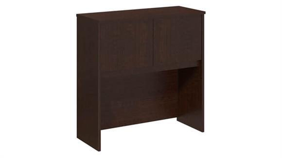 """Hutches Bush Furniture 36""""W Hutch"""