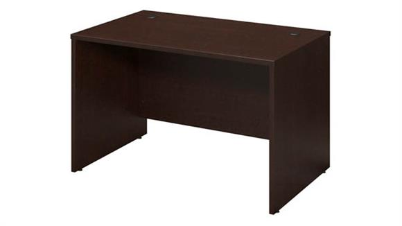 "Executive Desks Bush Furniture 48"" W x 30"" D Desk Shell"