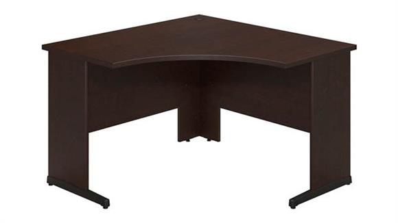 "Corner Desks Bush Furniture 48""W x 48""D C-Leg Corner Desk"