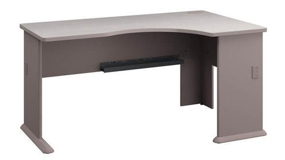 Corner Desks Bush Furniture Right Corner Desk