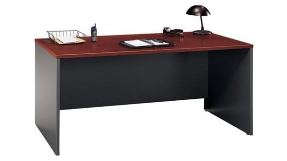 "Executive Desks Bush Furniture 66"" Desk Shell"