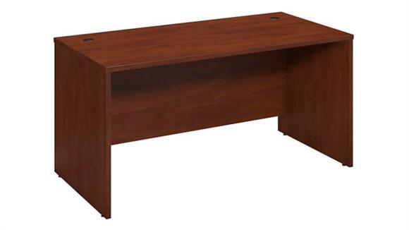 "Executive Desks Bush Furniture 60""W x 30""D Desk Shell"
