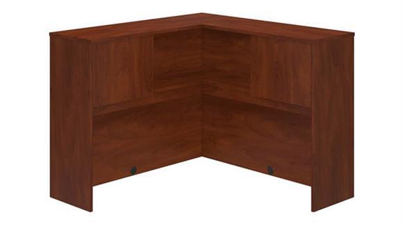 """Hutches Bush Furniture 48""""W Corner Hutch"""