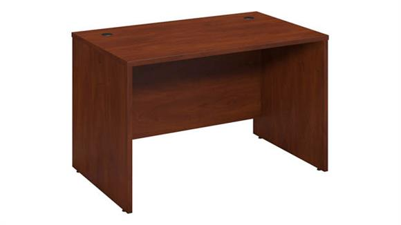 "Executive Desks Bush Furniture 48""W x 30""D Desk Shell"