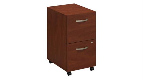Mobile File Cabinets Bush Furniture 2 Drawer Mobile Pedestal