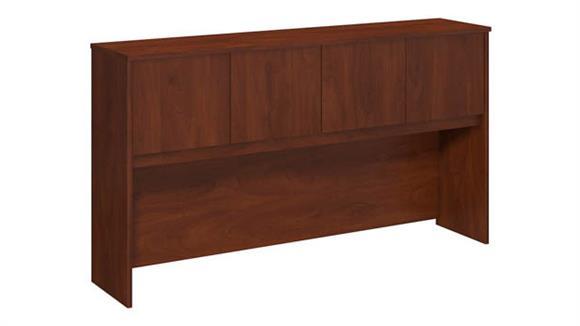 """Hutches Bush Furniture 66""""W Hutch"""