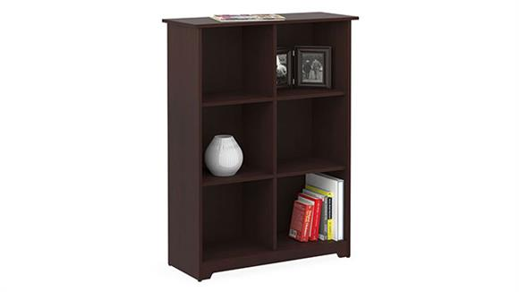 Bookcases Bush Furniture 6 Cube Bookcase