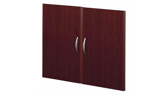Desk Parts & Accessories Bush Furniture Half-Height 2 Door Kit