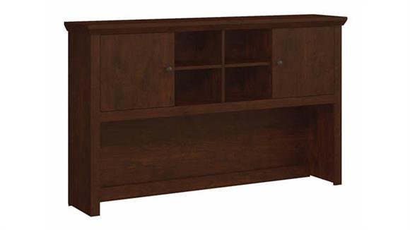 """Hutches Bush Furniture 60""""W Desk Hutch"""