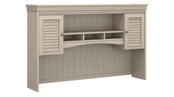 "Hutches Bush Furniture 60""W Hutch"