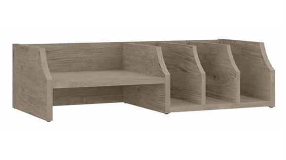 Desk Parts & Accessories Bush Furniture Desktop Organizer with Shelves