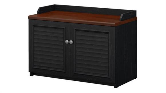 Storage Cabinets Bush Furniture Shoe Storage Bench