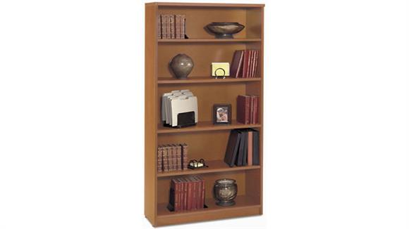 Bookcases Bush Furniture Open Double Bookcase