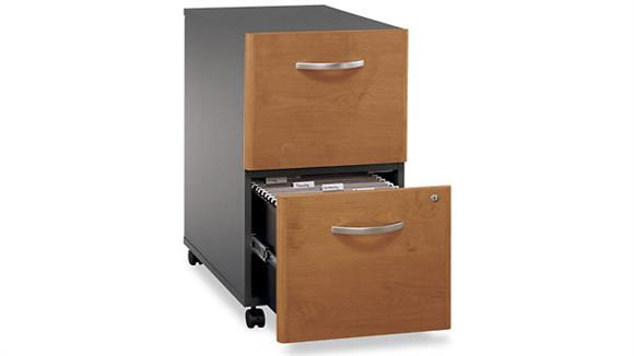 Mobile File Cabinets Bush Furniture 2 Drawer Mobile Vertical File
