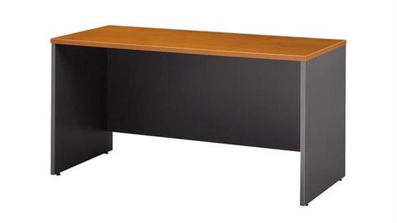 "Executive Desks Bush Furniture 60""W x 24""D Credenza Desk"