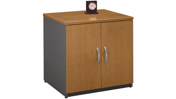 """Storage Cabinets Bush Furniture 30""""H Storage Cabinet"""