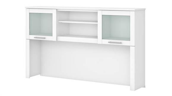 """Hutches Bush Furniture 60"""" W Desk Hutch"""