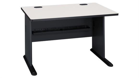 "Modular Desks Bush Furniture 48"" Modular Desk"