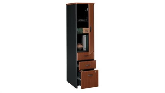 Lockers Bush Furniture Vertical Locker