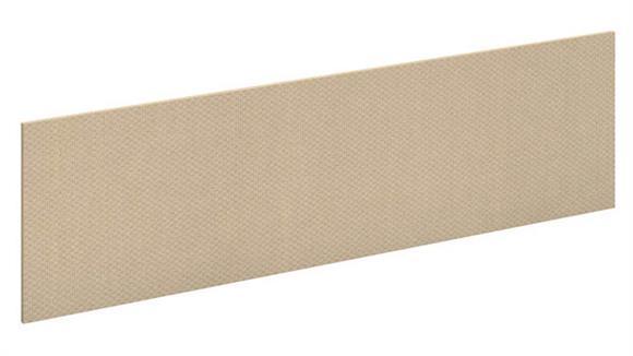 "Hutches Bush Furniture 60"" Fabric Tackboard"