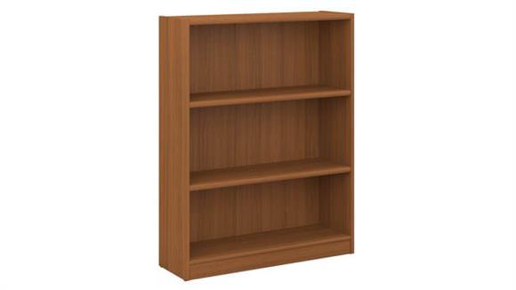 Bookcases Bush Furniture 3 Shelf Bookcase