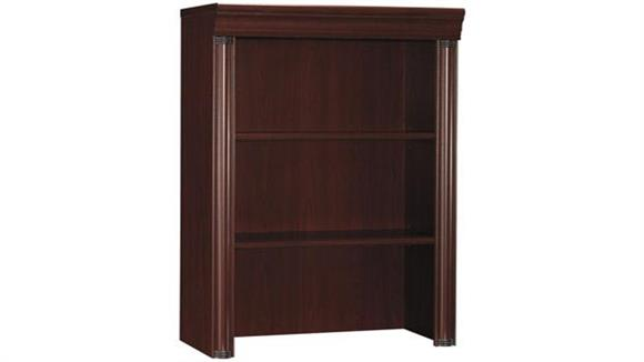 Hutches Bush Furniture Hutch for Lateral File