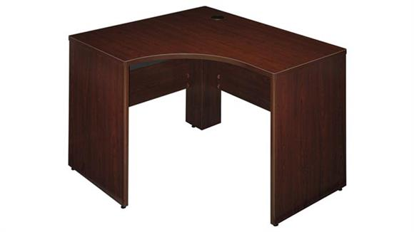 "Modular Desks Bush Furniture 47"" Right Corner Shell"