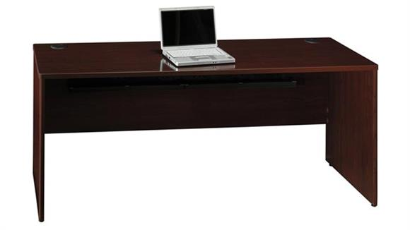 "Modular Desks Bush Furniture 72"" Credenza Shell"