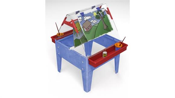 Activity & Play Child Brite Toddler Basic Easel